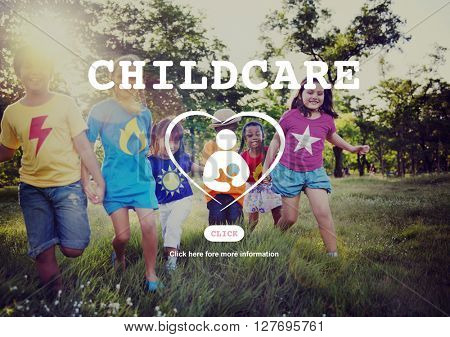 Child Care Maternity Mother Family Concept