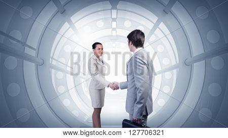 Business partnership work