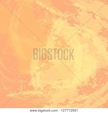Abstract background. The surface stained with paint. Carelessly painted wall. Vector illustration.