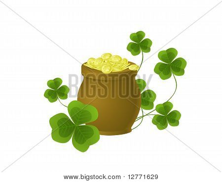Pot Full Of Gold