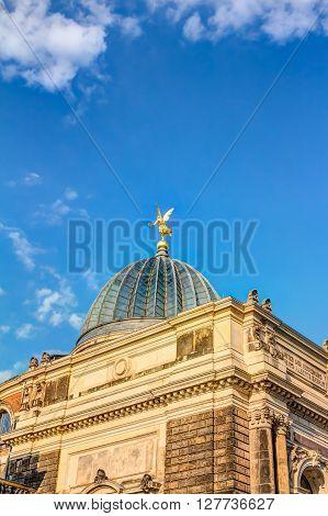 Albertinum In Dresden