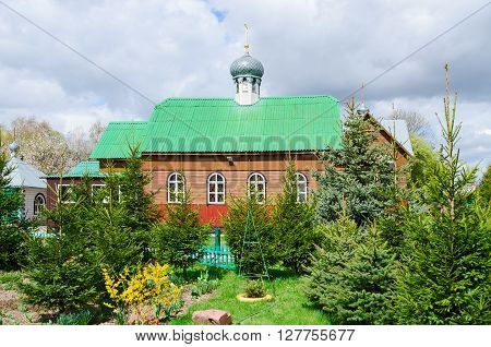 Wooden Church of the Holy Trinity Gomel Belarus