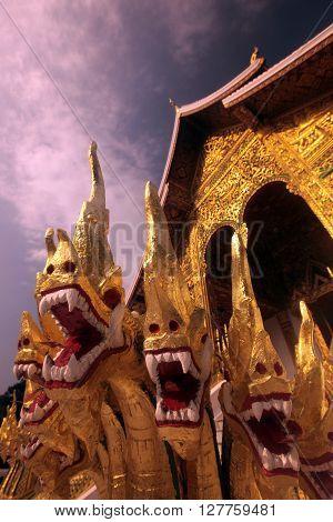 Asia Southeastasia Laos Luang Prabang