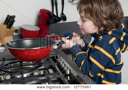 Cooking Boy