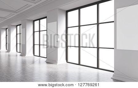 Concrete Interior Posters