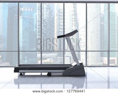 Treadmill Singapore Side
