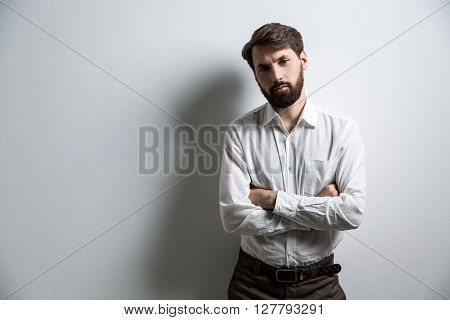 Businessperson Crossed Arms