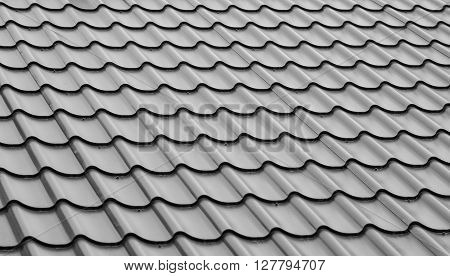metal roof texture grey dirty studio shot