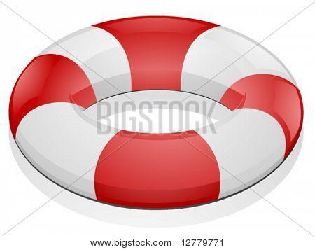 Life Buoy - Vector