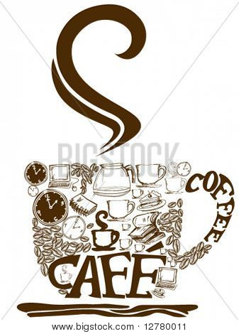 Coffee - Vector