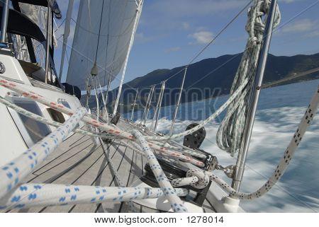 Sailing At Speed