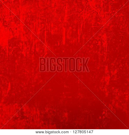 grunge red metal plate background