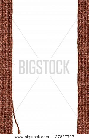 Textile structure fabric concepts fawn canvas stylish material bagging background