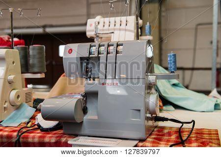Singer Sewing Machines At Market