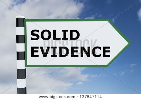 Solid Evidence Concept
