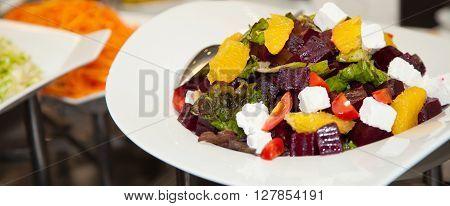 Restaurant Buffet Photo Fresh Food 9