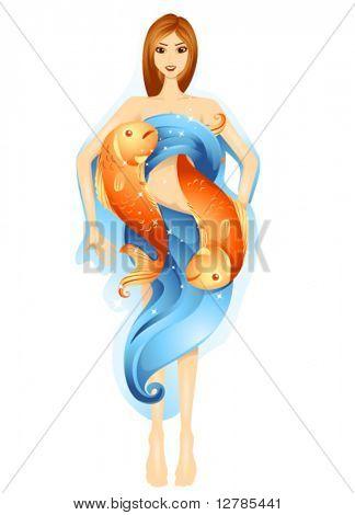 Pisces - Vector