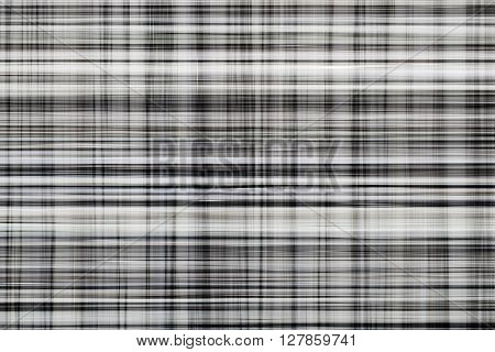 Black and white Pattern abstract of graphic streaks background for backdrop design.