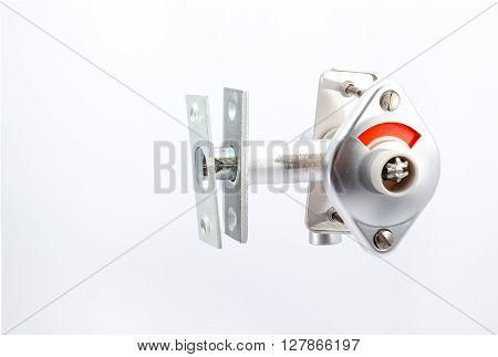 an security lock for in the toilet door