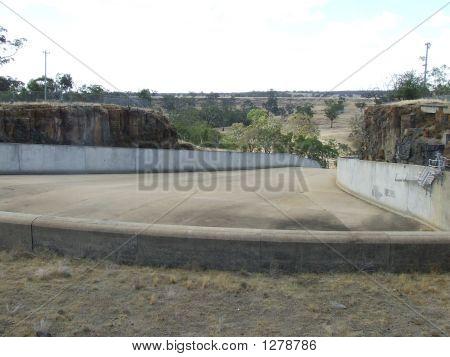 Eppalock Spillway