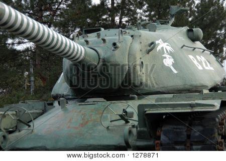 U.S. Marine Tank