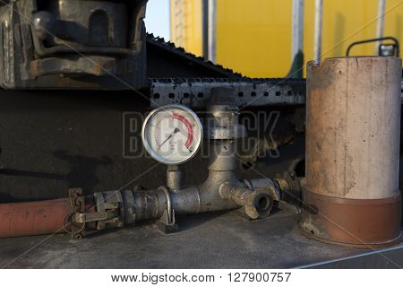Pipes And Meter