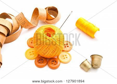 Thimble, Thread And Meter