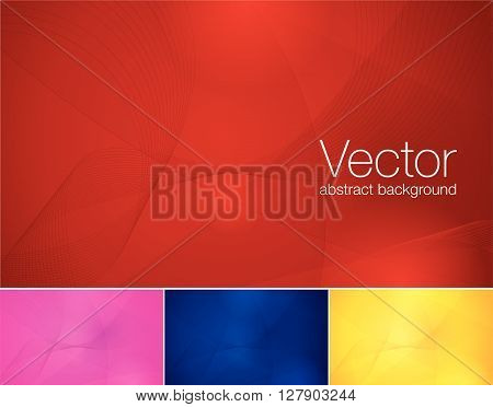 Abstract background. Suitable for your design element, file format EPS 10
