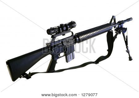 Ar-15 A2 Assault Rifle