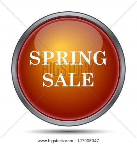 Spring Sale Icon