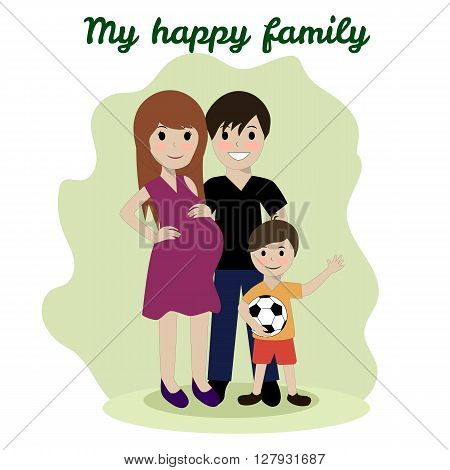 Happy family, friendship adoptive parents husband, group, female, silhouette, cute, man, outdoor, spouse, dad, play