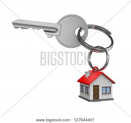 House Key Isolated