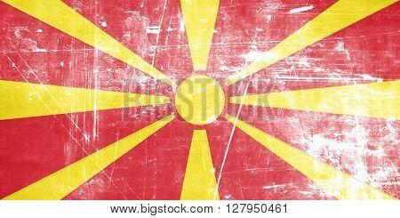 Macedonia flag