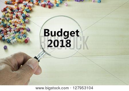 Budget 2018 Text