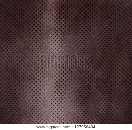 picture metal on a colored background . illustrations .