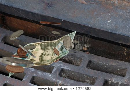 Money Down The Drain 8