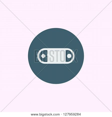Game Console Icon In Vector Format. Premium Quality Game Console Symbol. Web Graphic Game Console Si