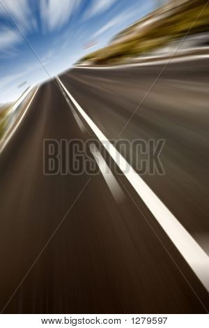 Fast Track - Road In Motion