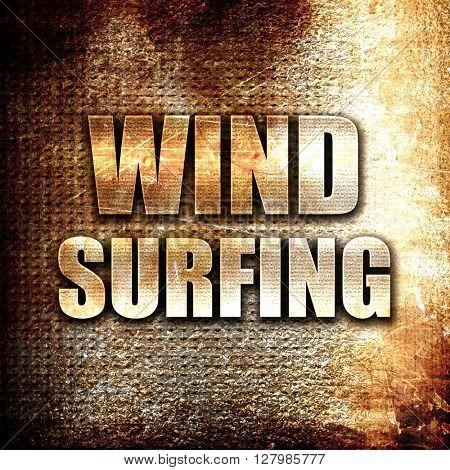 wind surfing sign background