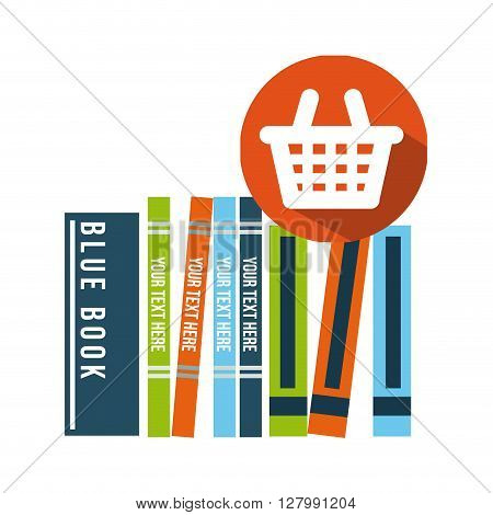 download e-book design, vector illustration eps10 graphic