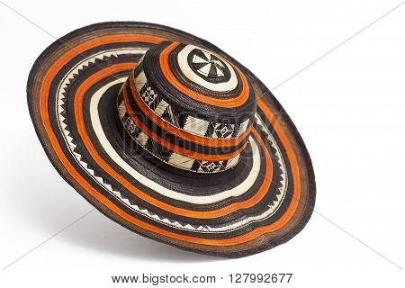 Traditional hat from Colombia called