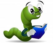 image of bookworm  - Bookworm  - JPG