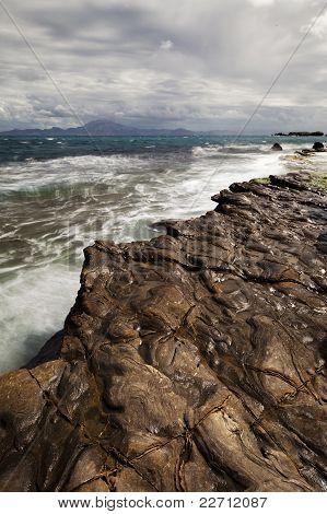 Gilbraltar Strait