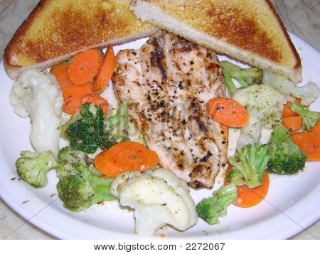 Tasty Grilled Chicken