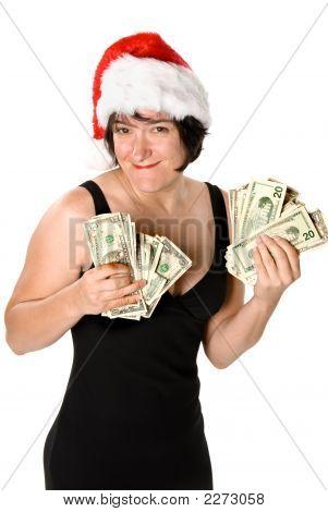 Feminino e seu dinheiro