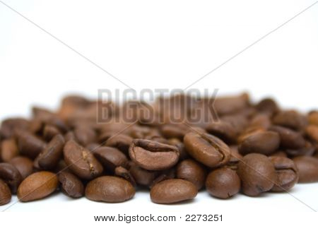 Bunch Of Caffee Beans