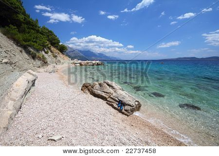 Adriatic Sea, Croatia