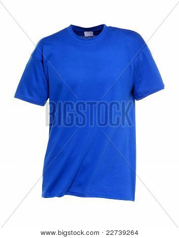 T-Shirt Royalblue