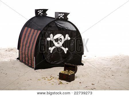 Pirate Tent