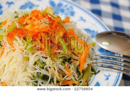 Healthy Chinese Vermicelli